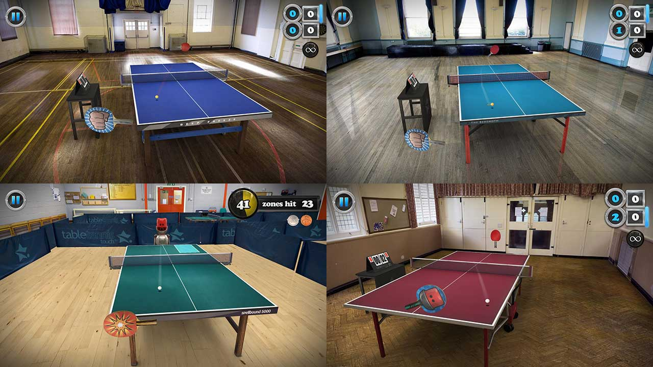 Game Table Tennis Touch Content5