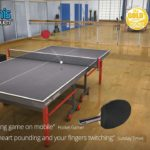 Game Table Tennis Touch Cover