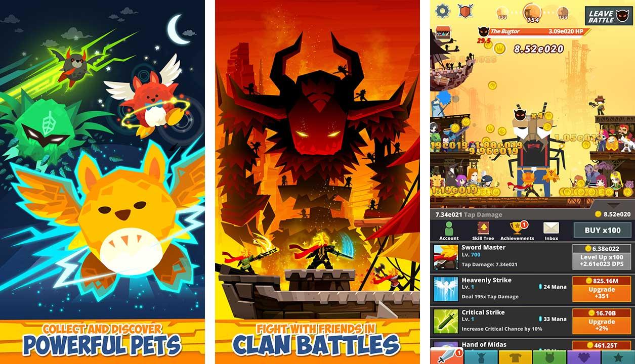 Game Tap Titans 2 Content2