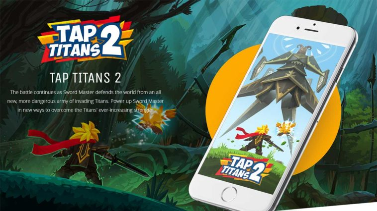 Game Tap Titans 2 Cover