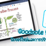 Goodnote 5 New Version Upgrad