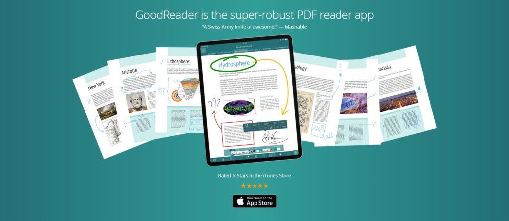 Goodreader 5 Ios Update New Ui 1