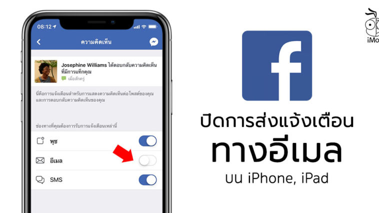 How To Close Facebook Email Notification