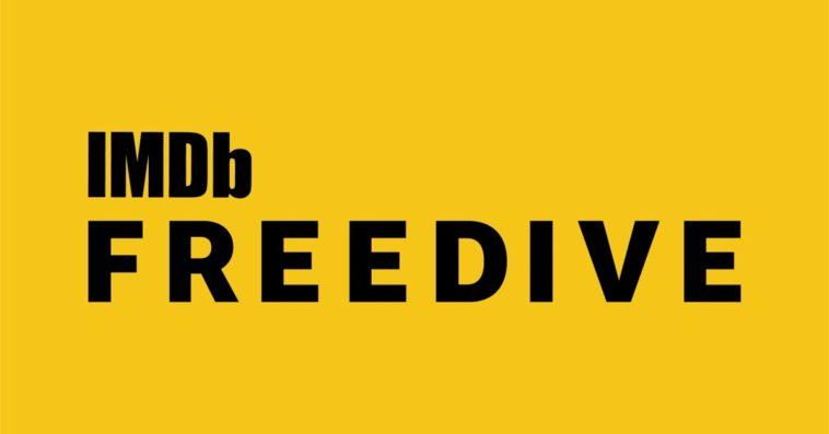 Imdb Freedive Cover