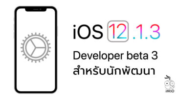 Ios 12 1 3 Developer Beta 3 Seed