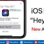 Ios 12 2 Beta Support Hey Siri Airpods Setting
