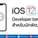 Ios 12 2 Developer Beta 1 Seed