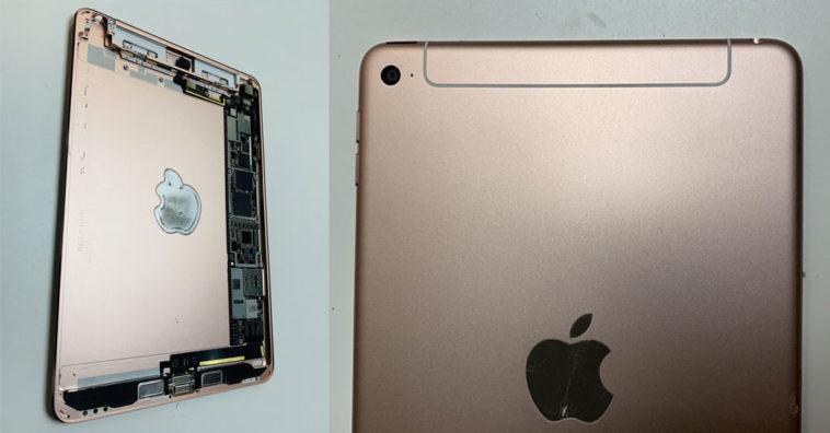 Ipad Mini 2019 Leak Photo
