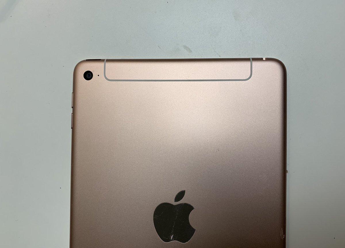 Ipad Mini 2019 Leak Photo Img 1
