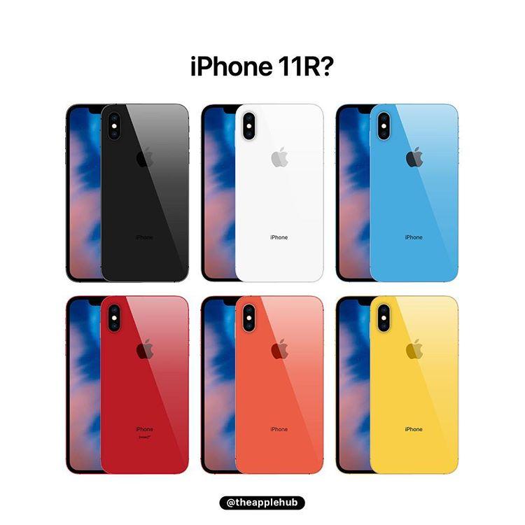 Iphone 11r Render