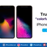 Iphone Wallpaper True Black Cover