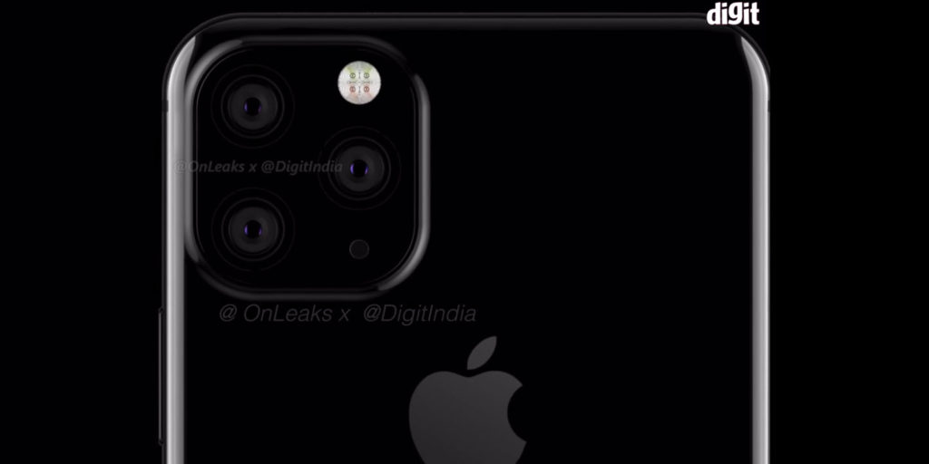 Iphone Xi 2019 Three Camera Render Img 1