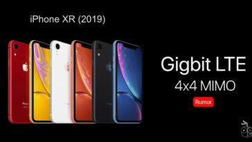 Iphone Xr 2019 4x4 Mimo Rumor Cover