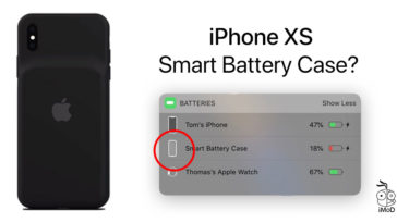 Iphone Xs Smart Battery Case Icon Found At Ios 12 1 2 Cover