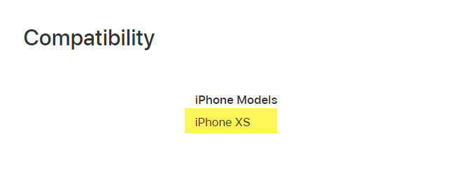 Iphone Xs Smart Battery Case Support Iphone X Require Ios 12 1 3 Img 3