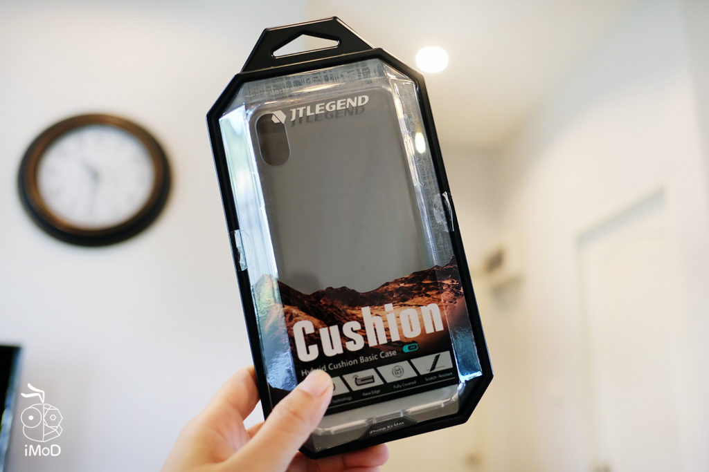 Jglegen Hybrid Cushion Basic Iphone Xs Max 1