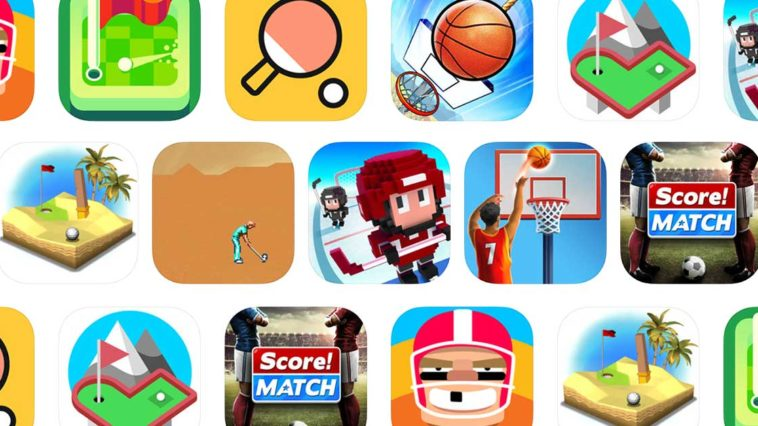 Mini Sport Games Cover