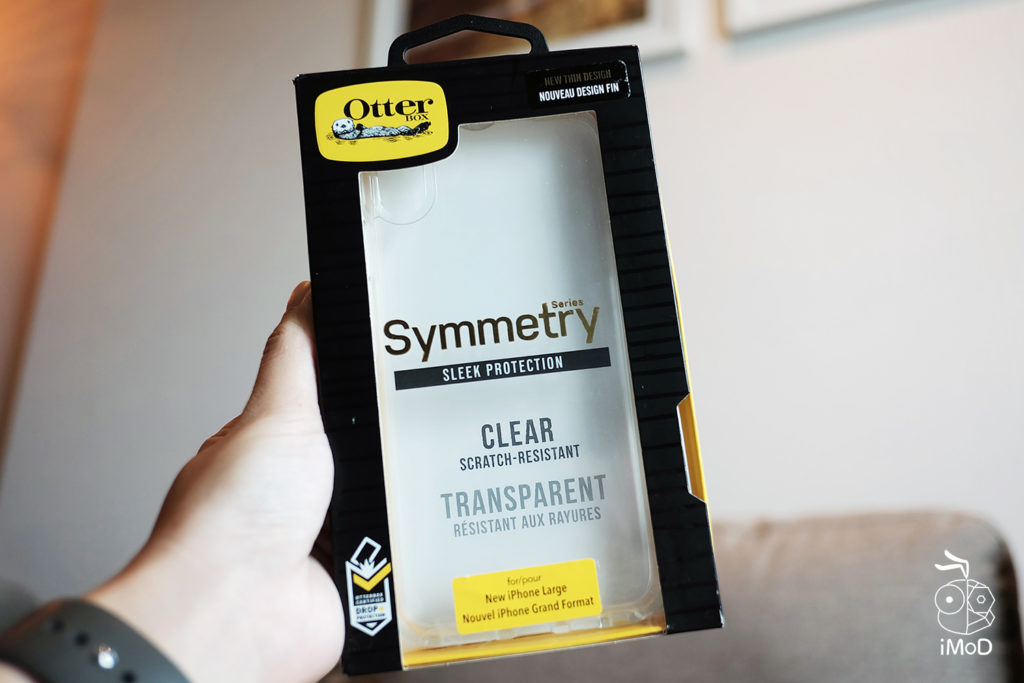 Otter Box Symmetry Clear Iphone Xs Max 1