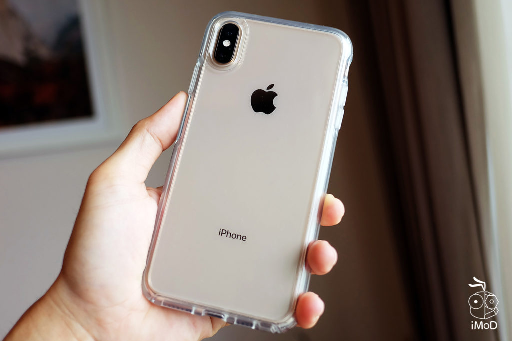 Otter Box Symmetry Clear Iphone Xs Max 3