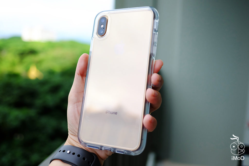 Otter Box Symmetry Clear Iphone Xs Max 9