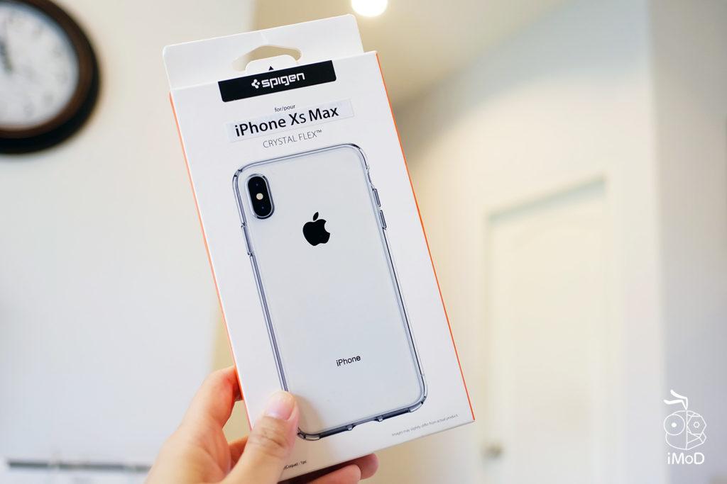 Spigen Crystal Flex Iphone Xs Max 1