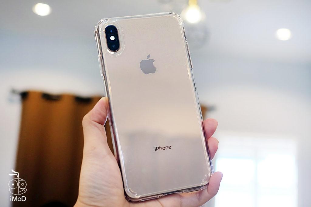 Spigen Crystal Flex Iphone Xs Max 3