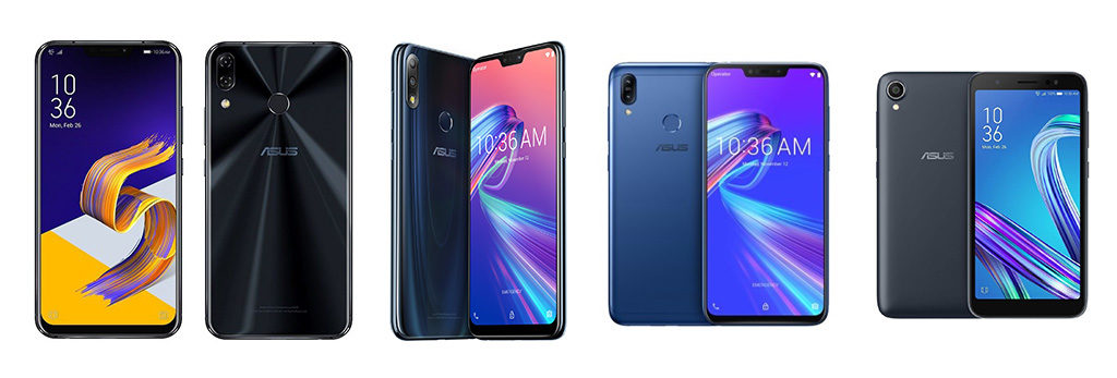 Thailand Mobile Expo 2019 Smartphone List Asus