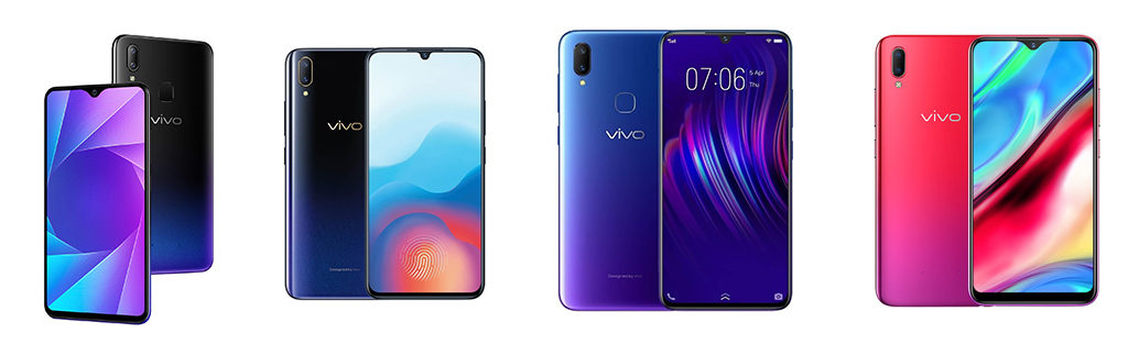 Thailand Mobile Expo 2019 Smartphone List Vivo