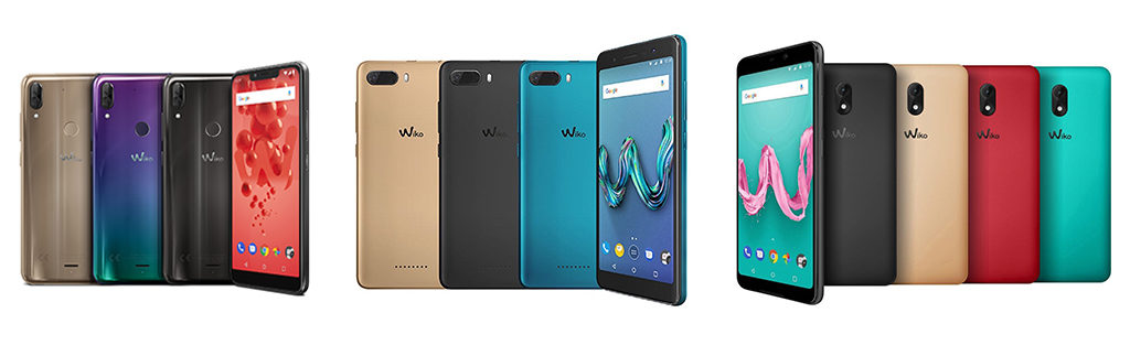Thailand Mobile Expo 2019 Smartphone List Wiko