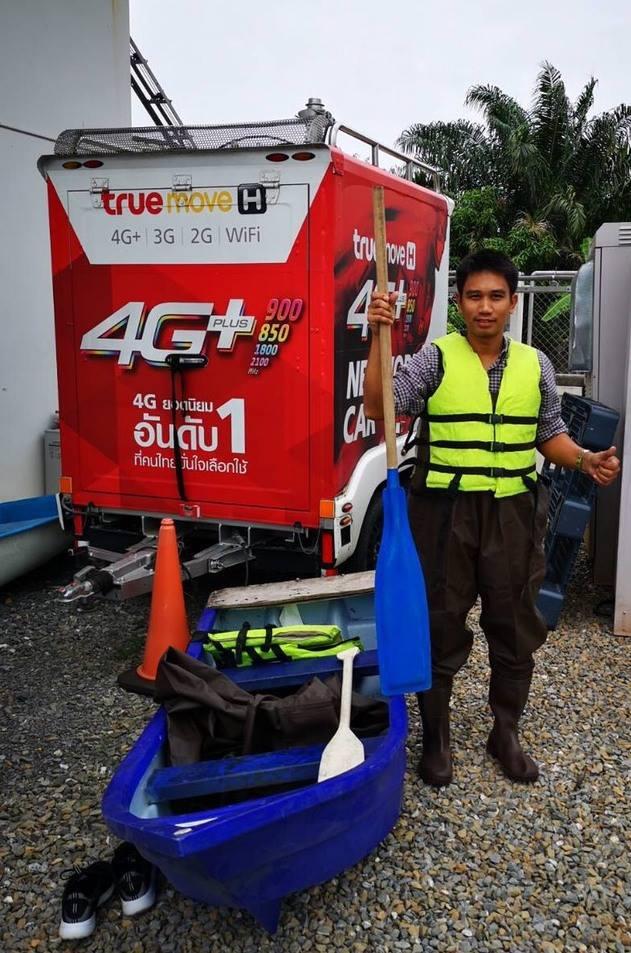 True Move H Prepare For Pa Bueg Tropical Storm 1