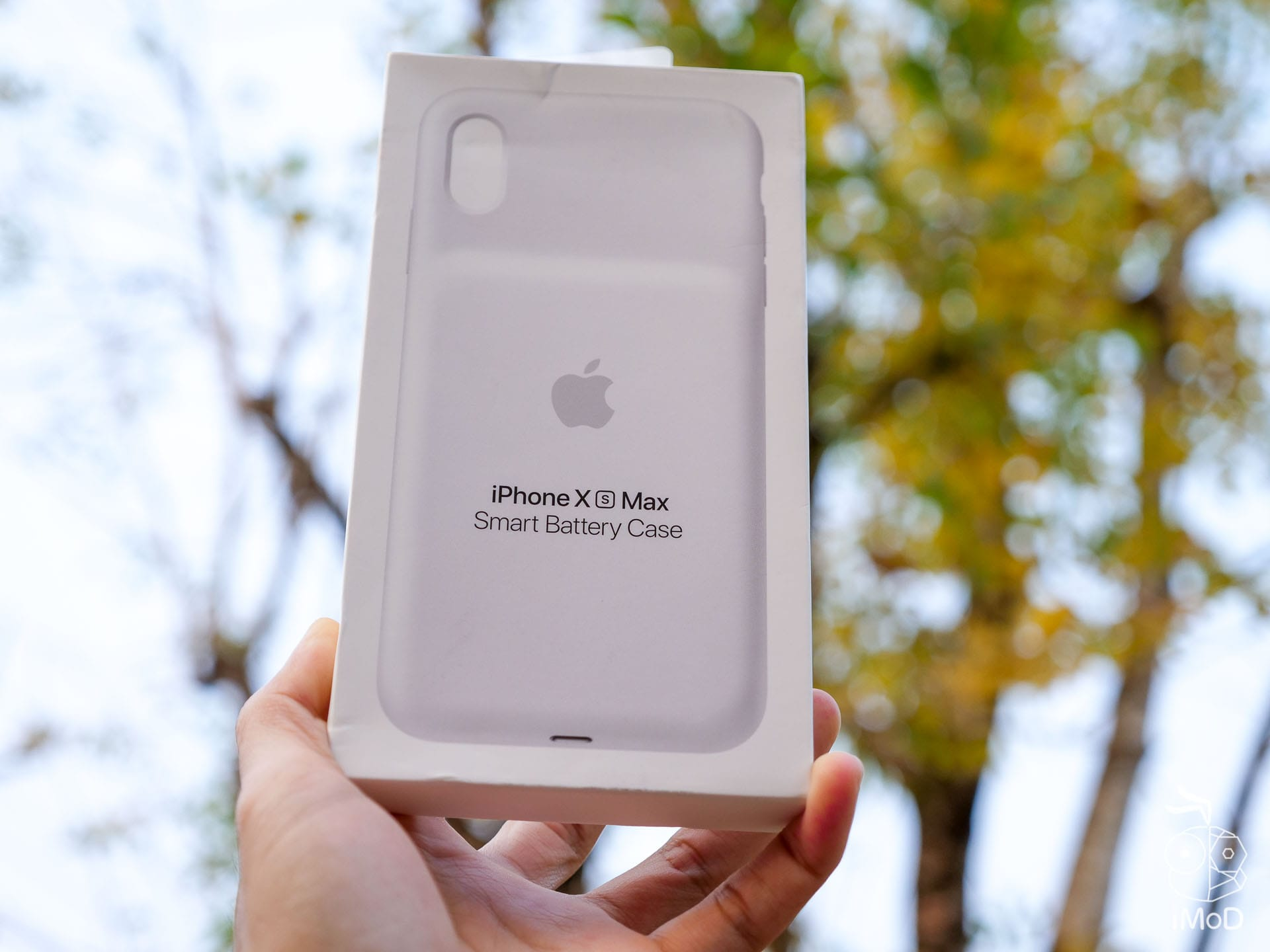 Apple Smart Battery Case Iphone Xs Xs Max Xr Review 1222353
