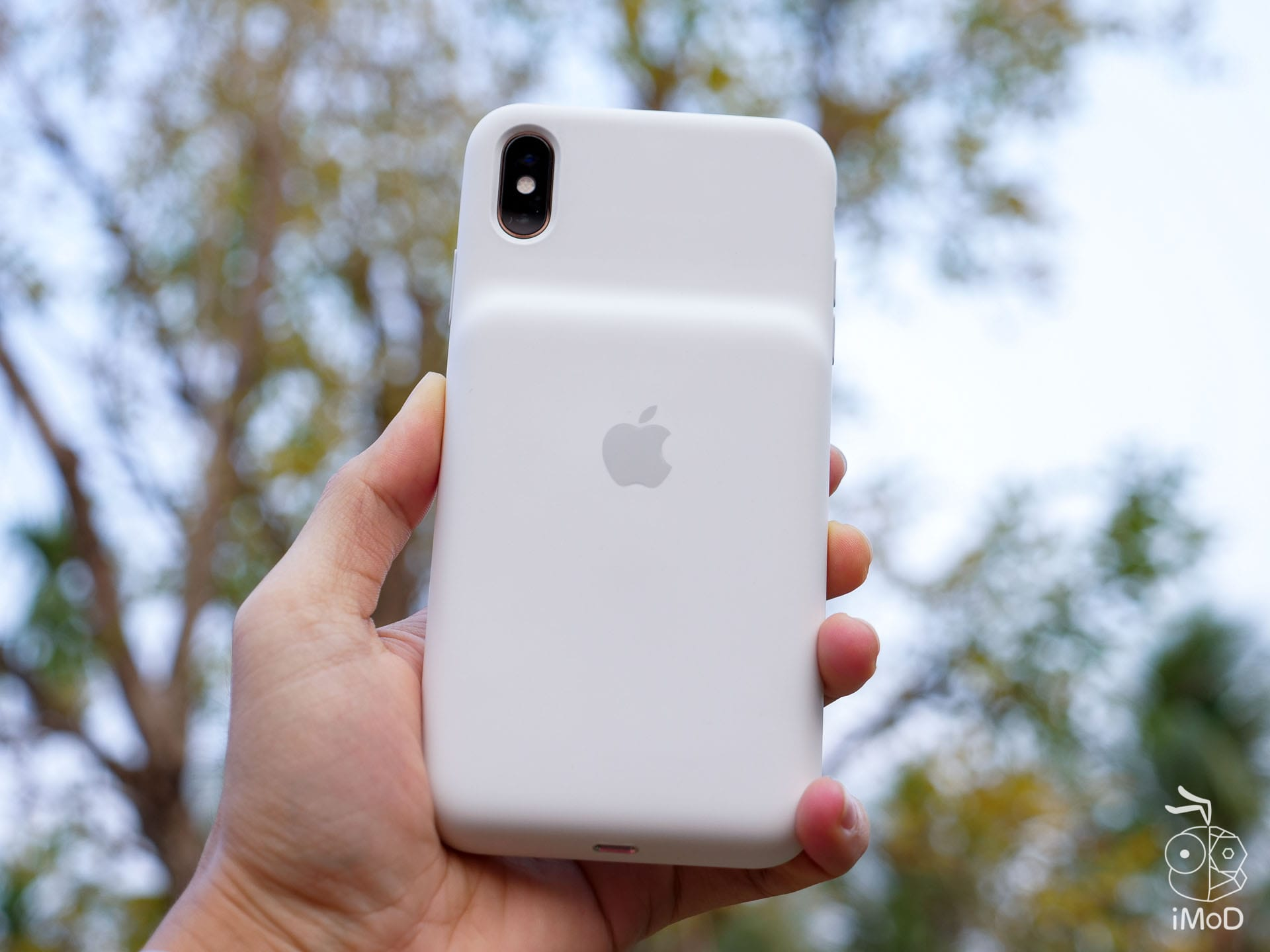 Apple Smart Battery Case Iphone Xs Xs Max Xr Review 1222404