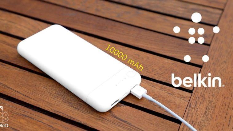 Belkin Boostcharge Cover