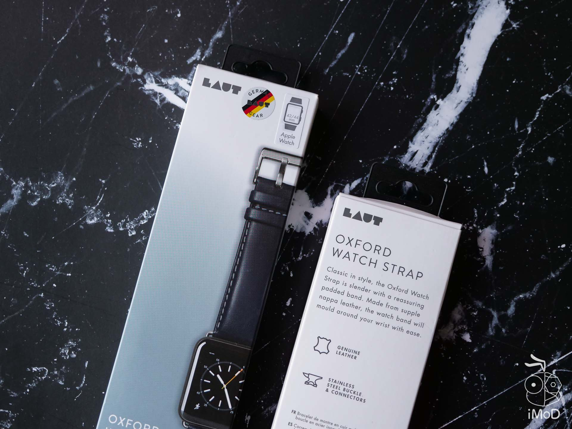 Laut Apple Watch Strap Oxford 1222727