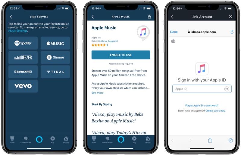 Alexa Apple Music 1