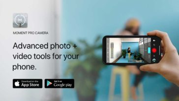 App Moment Pro Camera Cover