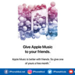 Apple Music Gift