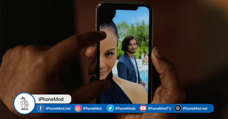 Apple Release Ads Video Alejandro Depth Control Iphone Xs Xr