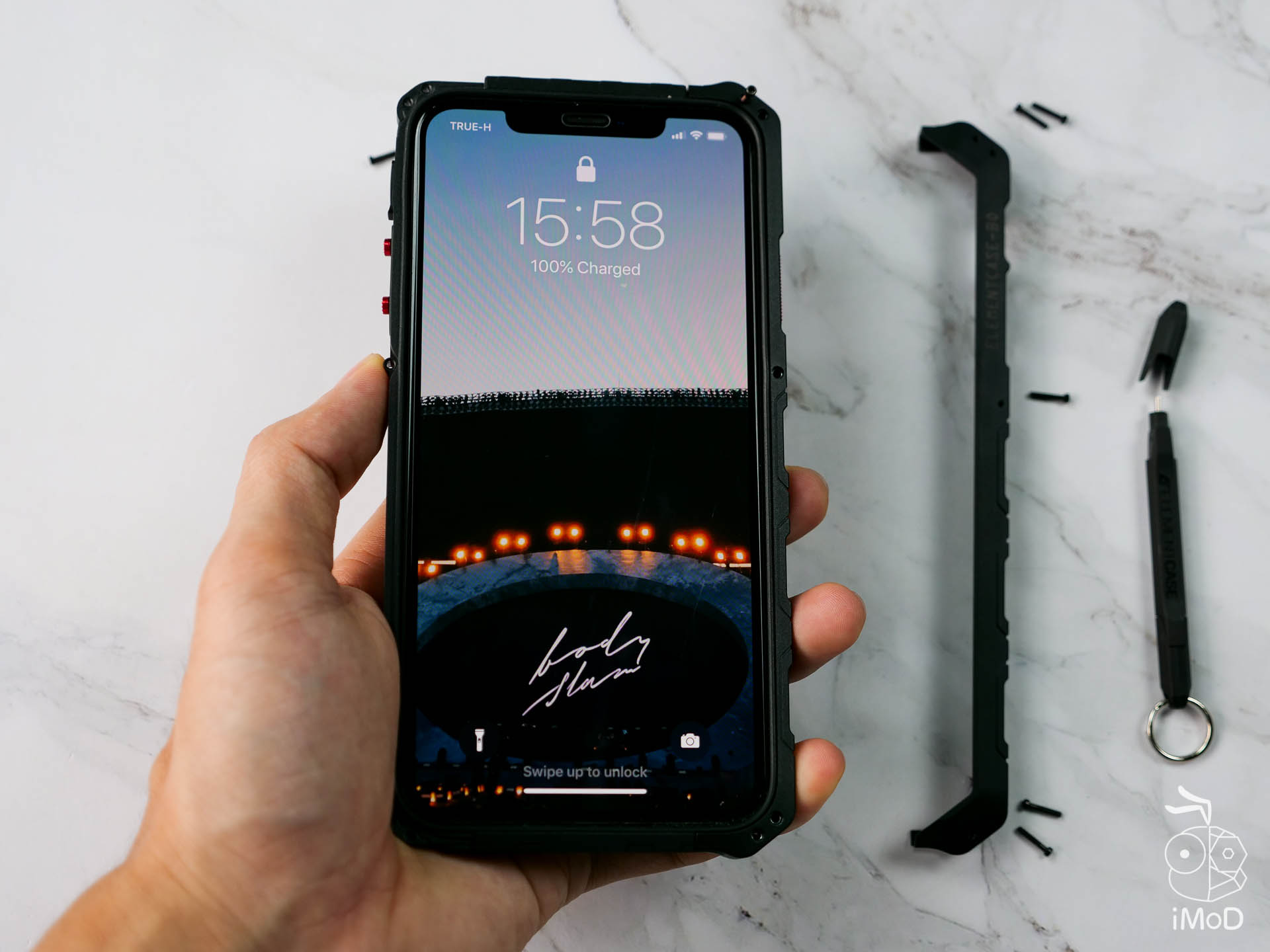 Element Case Black Ops Elite Iphone Xs Max 1222674