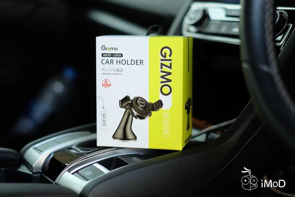 Gizmo Gh 015 Smartphone Car Holder 1