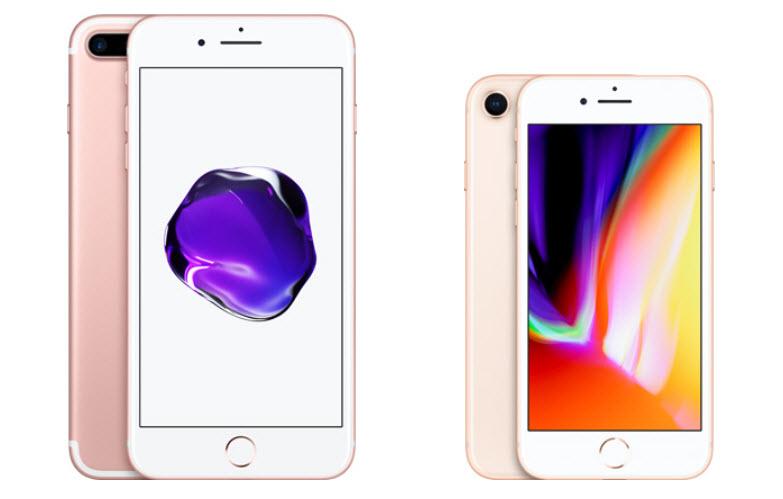 Iphone 7 Plus Iphone 8