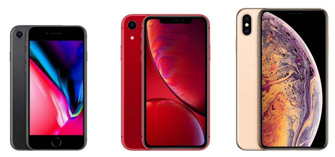 Iphone 8 Xr Xs