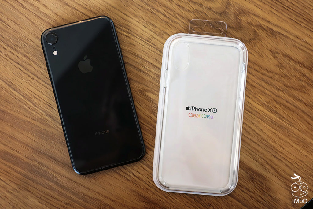 Iphone Xr Clear Case By Apple Review 5
