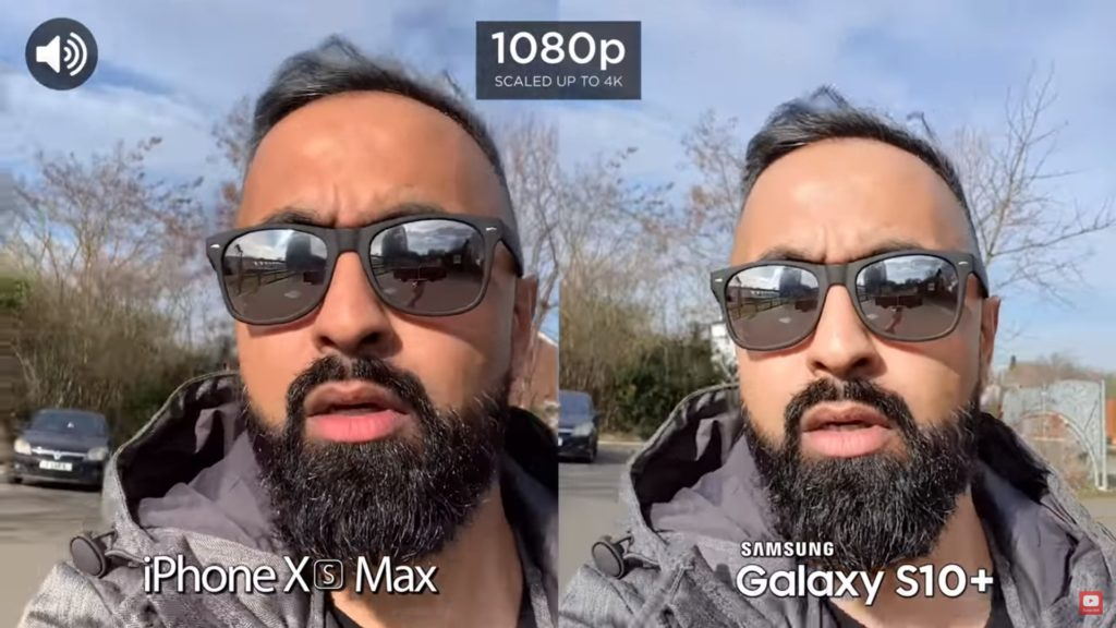 Iphone Xs Max Vs Galaxy S10 Plus Camera Comparision 1