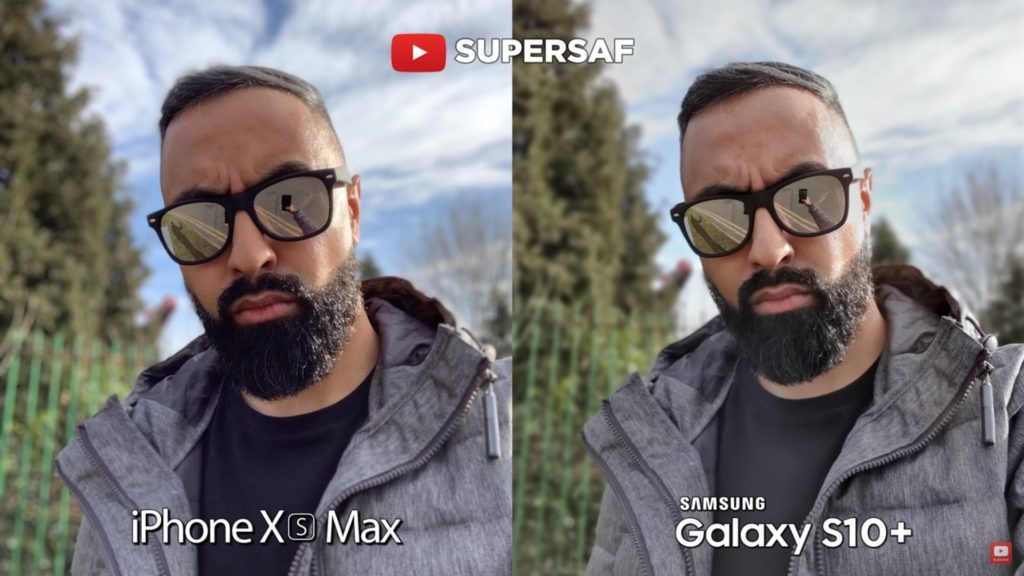 Iphone Xs Max Vs Galaxy S10 Plus Camera Comparision 11