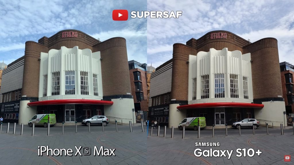 Iphone Xs Max Vs Galaxy S10 Plus Camera Comparision 15