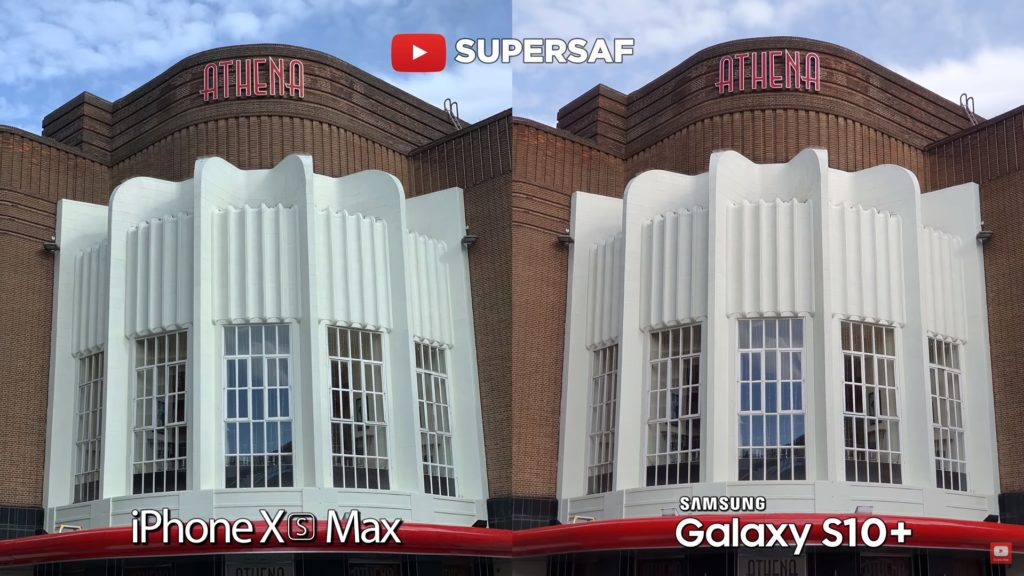 Iphone Xs Max Vs Galaxy S10 Plus Camera Comparision 16