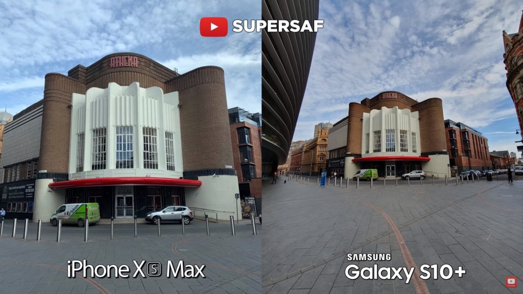 Iphone Xs Max Vs Galaxy S10 Plus Camera Comparision 17