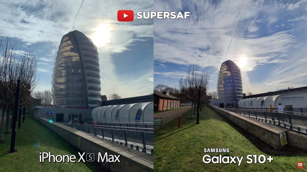 Iphone Xs Max Vs Galaxy S10 Plus Camera Comparision 19
