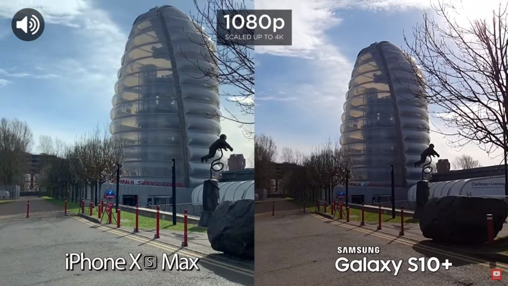 Iphone Xs Max Vs Galaxy S10 Plus Camera Comparision 3